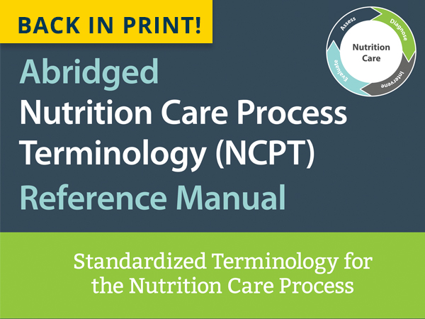 Abridged NCPT Manual for eatrightSTORE