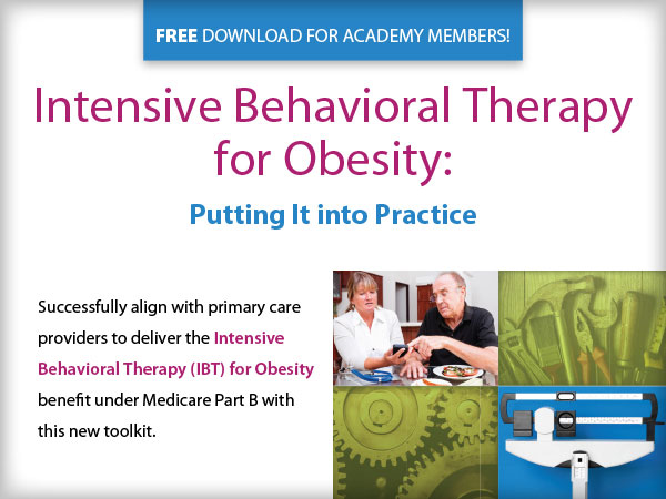 Image for Therapy for Obesity Toolkit