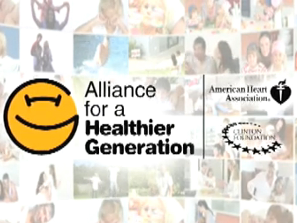Alliance for a Healthier Generation