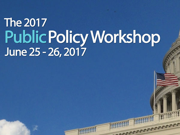 Public Policy Workshop 2017 Video Still