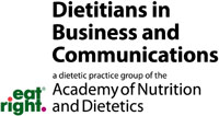 Dietitians in Business and Communications DPG