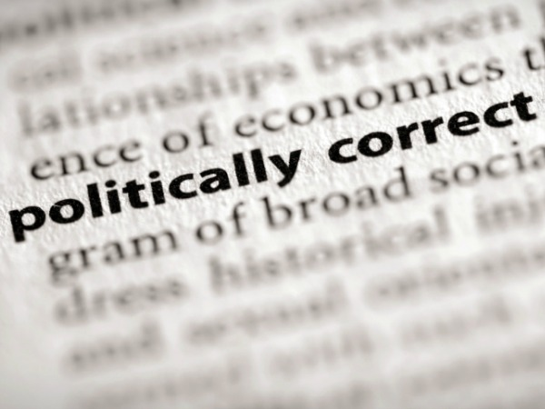 Politically Correct - Are you a P.C. RDN?