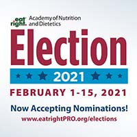 Election Graphic: Now Accepting Nominations!
