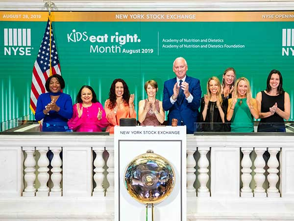Academy Rings New York Stock Exchange Opening Bell