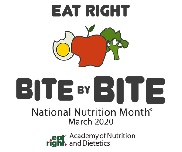Image result for national nutrition month 2019 images