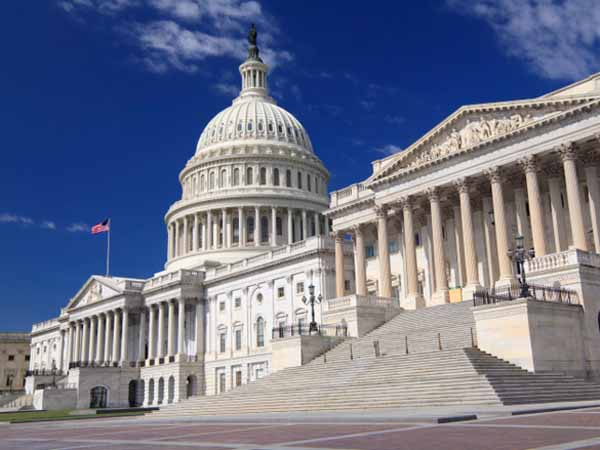 U.S. Capitol Building - How Does Federal Legislation Become a Law?
